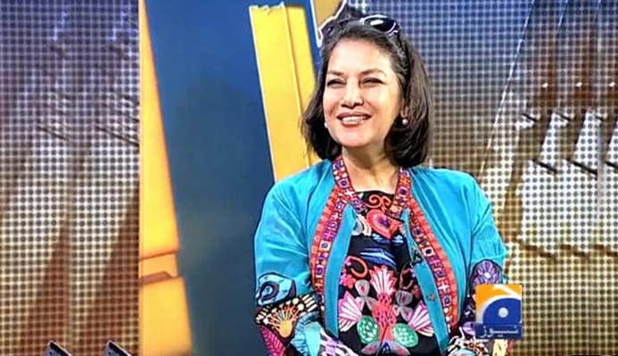Shahbana Azmi Interview Part 1