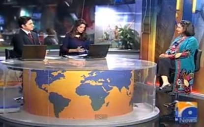 Shahbana Azmi Interview Part 2