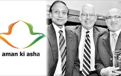 "Aman ki Asha receives ""Best Campaign"" Award"
