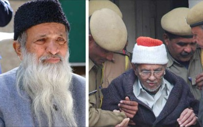 Edhi appeals for Dr Chishty's release from Indian jail