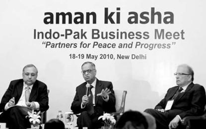 Declaration: Pakistan-India Business Meet