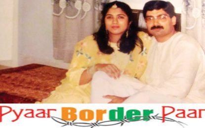 A cross-border marriage, 25 years on