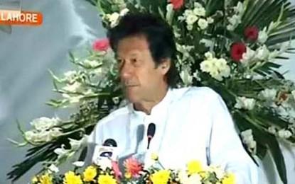 Time for reformed Indo-Pak relationship: Imran Khan