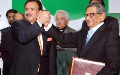 Pakistan, India ink landmark liberalized visa accord