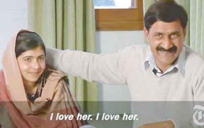 Poems for Malala from India