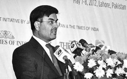 India, Pakistan working to liberalise business visa regime: Sabharwal