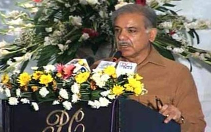Friendship is the only option for Pakistan and India: Shahbaz Sharif