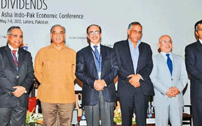 Aman Ki Asha Indo-Pak economic moot ends on a positive note