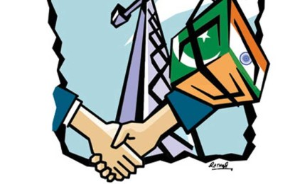 The importance of trade with India