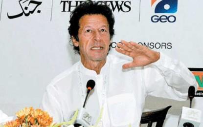 Kashmir dispute must be resolved: Imran