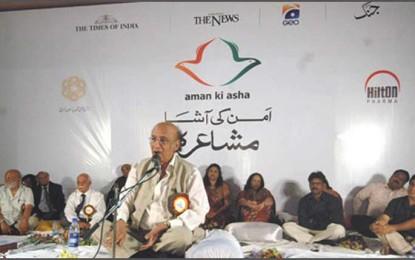 Mushaira held to boost Indo-Pak peace