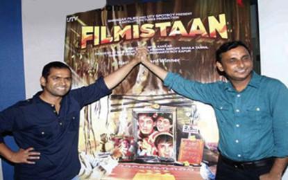India, Pakistan and Filmistaan