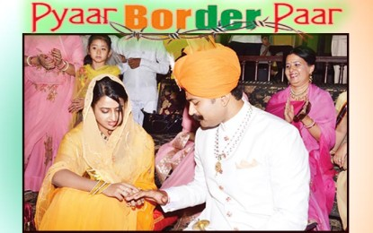 Scions of two India-Pakistan Rajput families to tie knot today