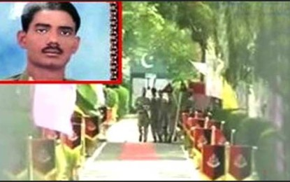 Captured BSF jawan returns to India, says 'treated well by Pakistan'