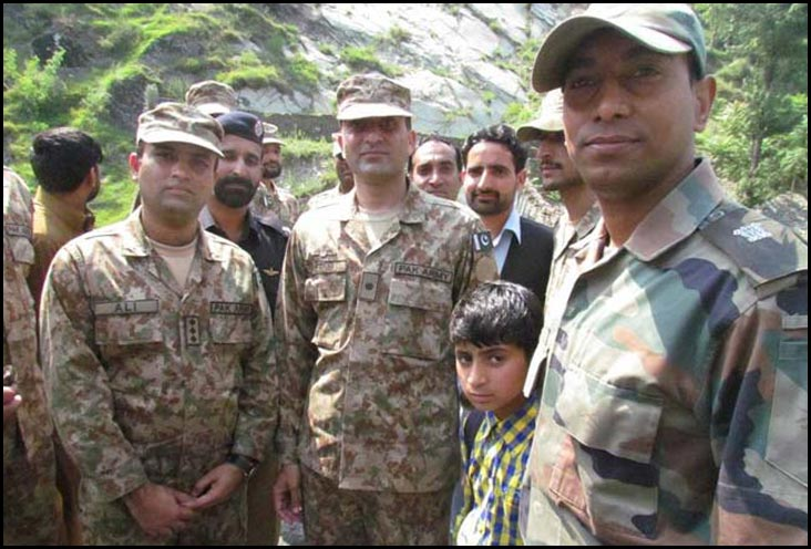 Indian Army hands over minor border-crosser to Pakistani troops