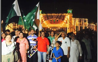 Making Attari-Wagah border a symbol of peaceful co-existence