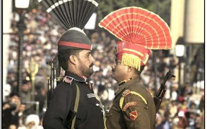 Seeking peace in South Asia