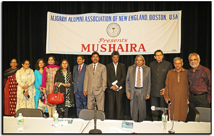 An Indo-Pak mushaira evoking tears, laughter, seriousness