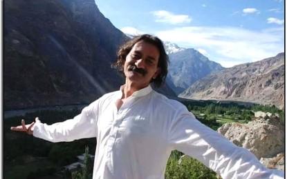 Haider Rizvi, my Pakistani brother