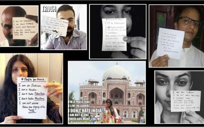 #ProfileForPeace call goes viral: 'I am an Indian & I don't hate Pakistan'