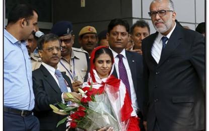 Geeta's return
