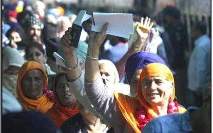 Pakistan welcomes Sikh pilgrims