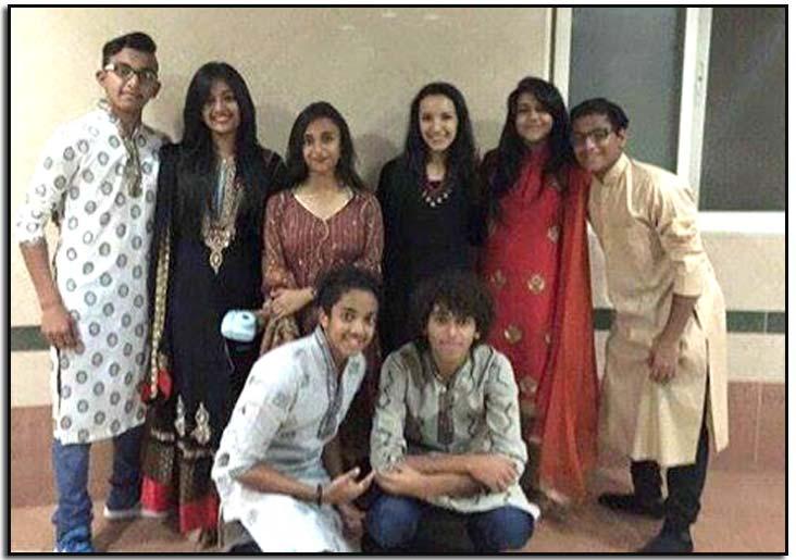 YOUTH CORNER: Celebrating Diwali in Dubai