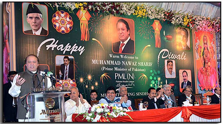 Why adversarial Pakistani politicians are wooing Hindus