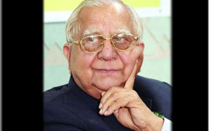 Farewell Ved Bhasin, a great peace warrior