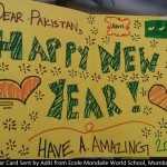 From the shores of Mumbai to the mountains of Chitral: Let's exchange peace on New Year