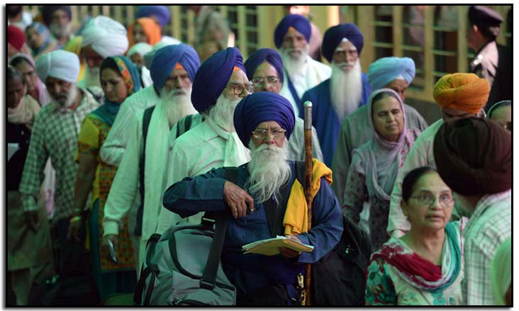 Cross-border religious tourism is lowest-hanging fruit