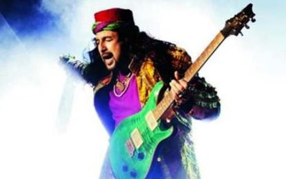 Junoon's Salman Ahmad does a cameo in 'Rhythm'
