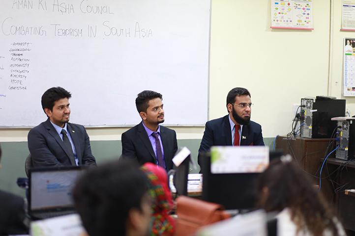 Aman ki Asha Nagpur Model UN Ver 2.0: Tackling terrorism