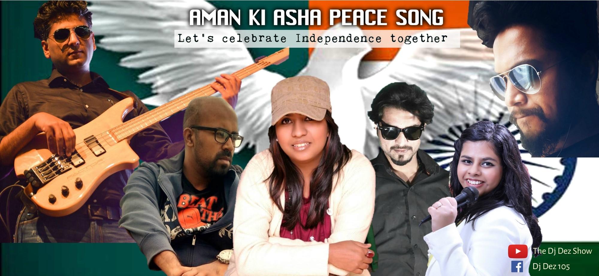 #PyarBorderPaar and a Dubai song for Aman ki Asha