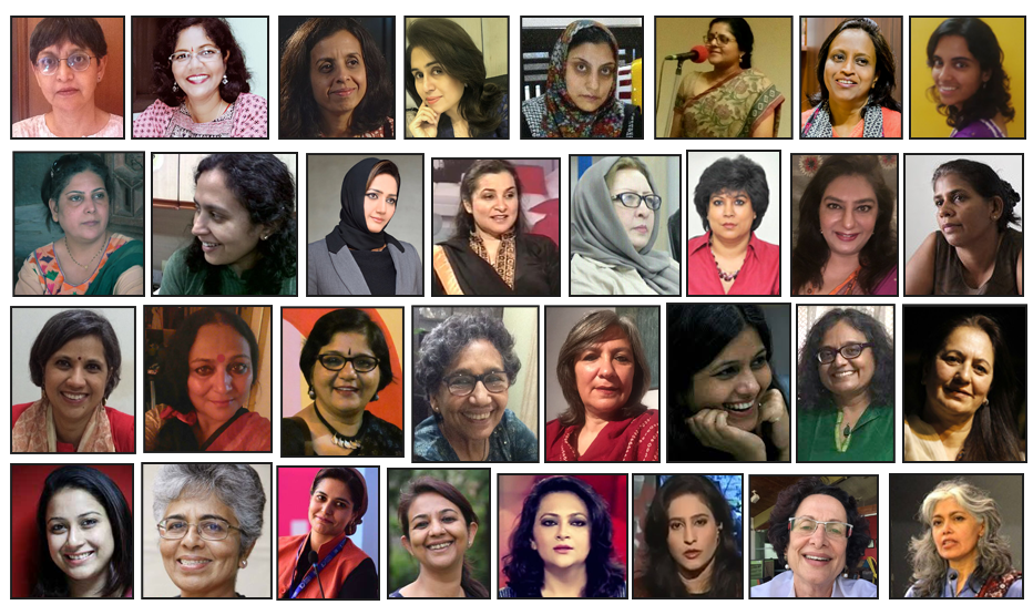 South Asian women journalists oppose war hype