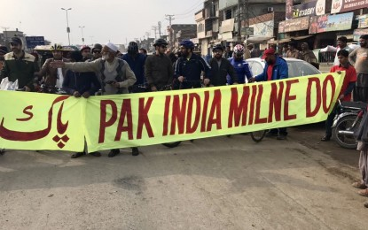 India, Pakistan: So near and yet so far – MilneDo