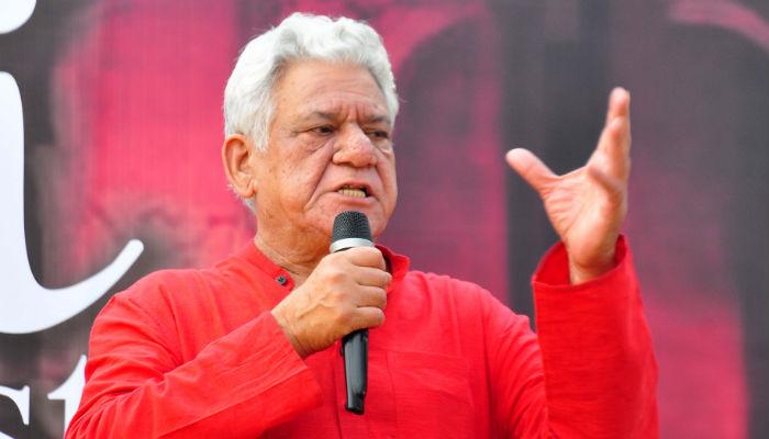 Farewell Om Puri (October 18, 1950 – January 6, 2017)