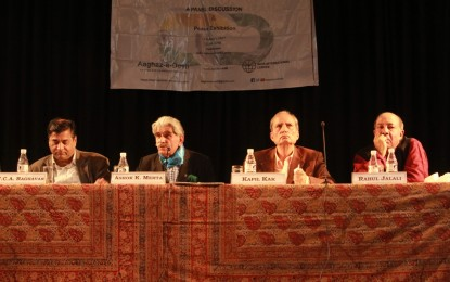 Prominent speakers highlight the need for India-Pakistan dialogue