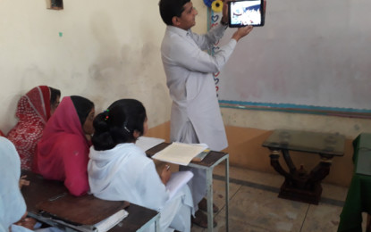 Youth group brings India-Pakistan students together over a Skype discussion
