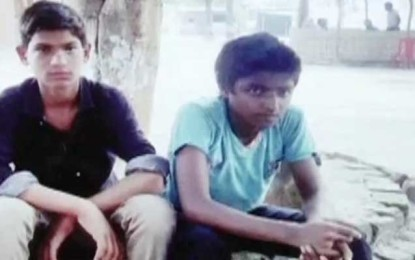 India releases Pakistani children who crossed border unintentionally
