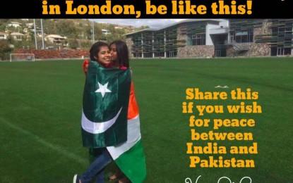 India Pakistan cricket #KhelneDo