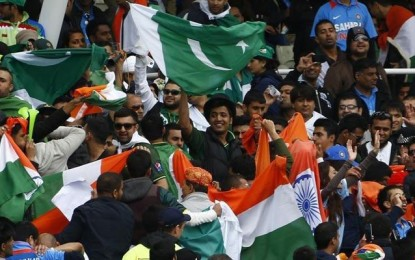 Pakistan vs India – Never just a cricket match