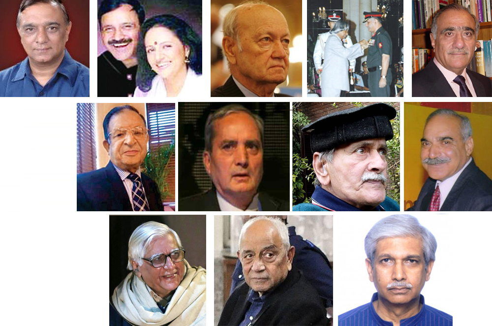 Retired officers and a vision for peace