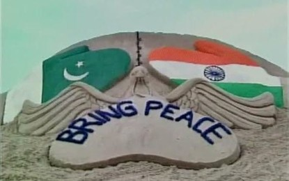 "Peace body demands urges India, Pakistan to show restraint, avoid ""war like situation"""