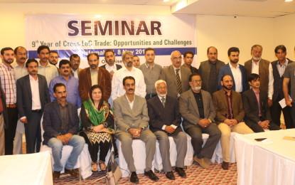 Kashmir: Commemorating nine years of cross-LoC trade