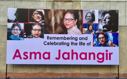 Memorial for Asma in Delhi: Pledge to carry forward the struggle