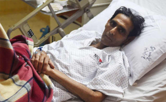 Ailing Pakistan hockey legend receives offer of support from Chennai
