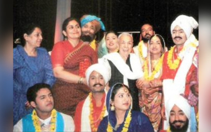 Indian theatre activists term Pakistan's Madeeha Gauhar's passing an irreparable loss