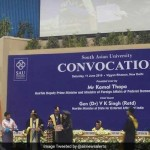 Five Pakistani students graduate from SAU