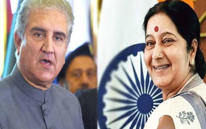 Pakistan, India Foreign Ministers to meet next week